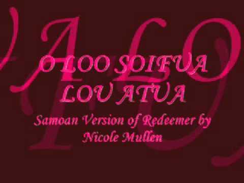 My Redeemer- Samoan version