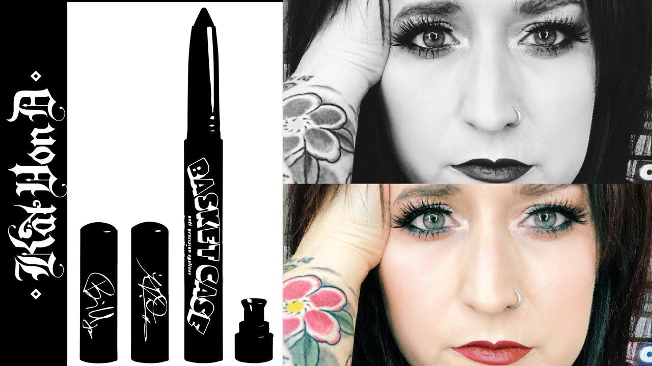 Kat Von D x Green Day Basket Case Anti-Precision Eyeliner by KVD Vegan Beauty #20