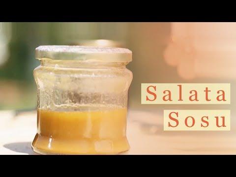 Salata Sosu Nasıl Yapılır?