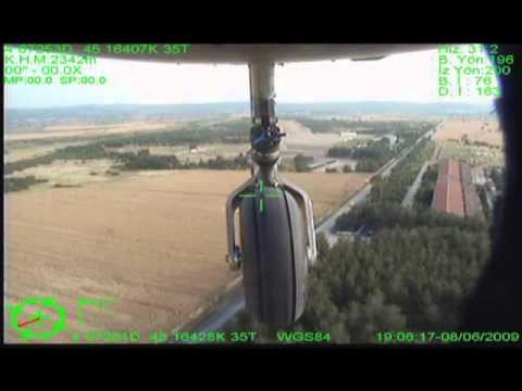 Bayraktar Taktik İHA Uçuş Denemesi-  08 Haziran 2009