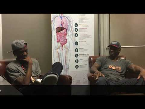 Interview with Dr Resean T. Hodge MD