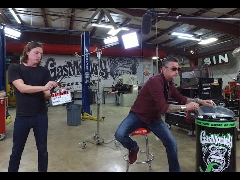Gas Monkey Energy - Original Mannequin Challenge