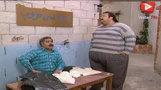 اجمل مشاهد هاني موحيلاا المضحك جدا جدا - مصطفى دياب - عيلة سبع نجوم
