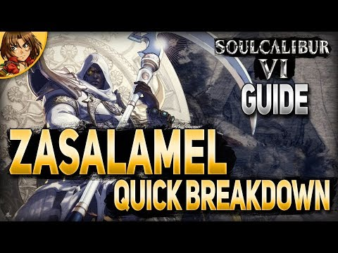 Take some time to learn about Zasalamel's chronomancy tricks in
