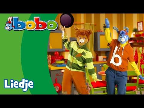 Pannenkoekenrock •  Bobo liedjes