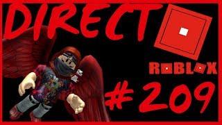 ROBLOX -RulX THE WHITE MAGO Part2 - LIVE // #209
