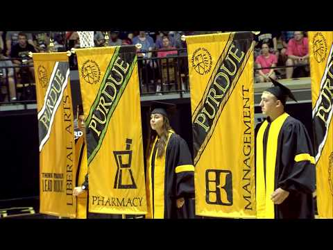 Purdue New Student Induction Ceremony (2017)