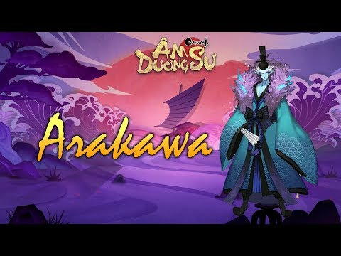 Âm Dương Sư: Hoang Xuyên (Lãnh chúa Arakawa) - One hit one kill - Khắc tinh của Sò