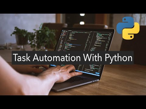 One Day Builds: Task Automation With Python