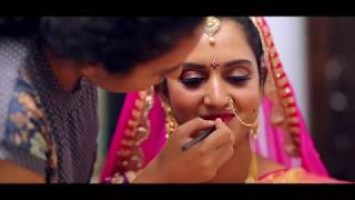 Pratyush + Sahitya || Wedding Teaser 2017 || Part 3