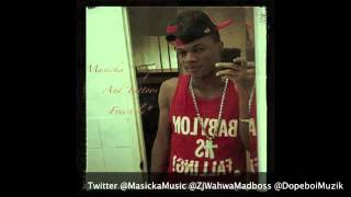 Masicka - Snapback & Tattoos Freestyle (Zj Wahwah Mixtape) February 2013