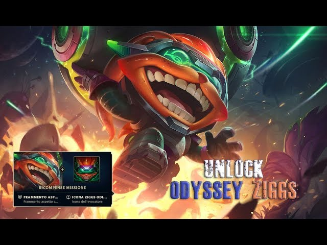 How to carry in Odyssey Onslaught with 4 augments | Unlock Odyssey Ziggs shard