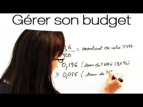 g rer son budget comment calculer la tva facilement youtube. Black Bedroom Furniture Sets. Home Design Ideas