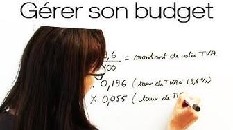 Gérer son budget : Comment calculer la TVA facilement ?