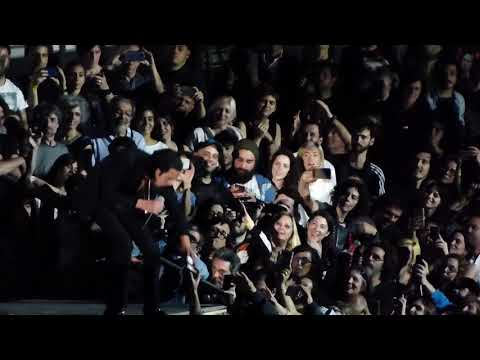The weeping song (final memorable) - Nick Cave & the bad seeds - Argentina - 10/10/18