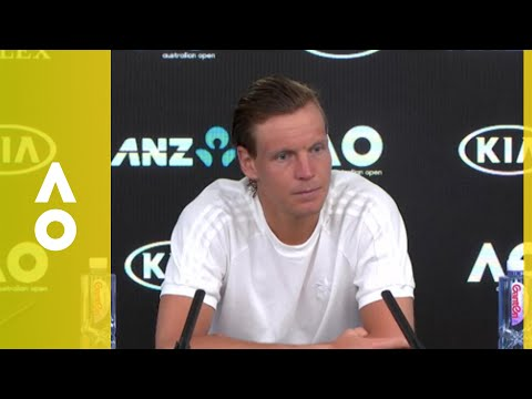Tomas Berdych press conference (4R) | Australian Open 2018