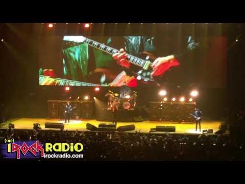 Black Sabbath Concert - Mix of Set List - iRockRadio - Black Sabbath The End Concert 2016