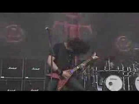 Trivium - Like Light to The Flies Live Rock Am Ring 2006