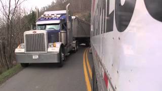 Trucks in USA - From Kentucky  to Indiana