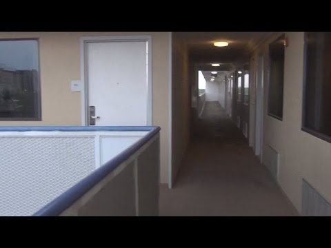 Hotel Blue (Albuquerque, NM) - Full Hotel Tour