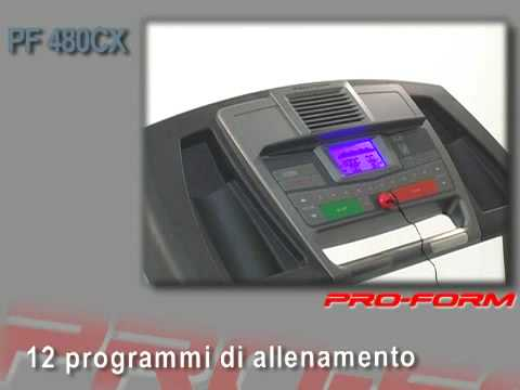 Proform 480 cx