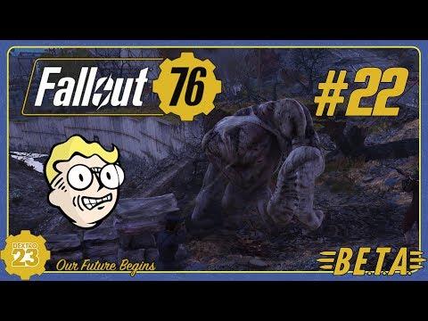 Fallout 76 B E.T.A. #22 ☢ Monster von Grafton! | Gameplay German Deutsch