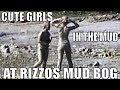 Lagu CUTE GIRLS IN THE MUD AT RIZZOS MUD BOG