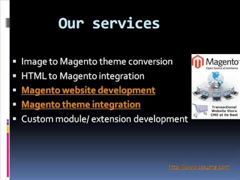 Pixel perfect PSD to magento conversion