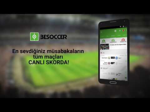 Besoccer - Futbol Canlı Skor APP