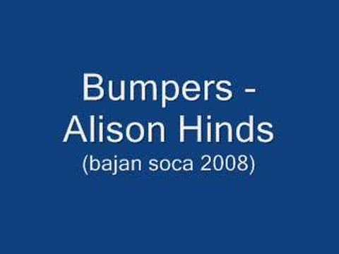 Bumpers - Alison Hinds ( Barbados Soca 2008)
