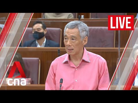 [LIVE HD] PM Lee Hsien Loong speaks in Parliament on Singapo