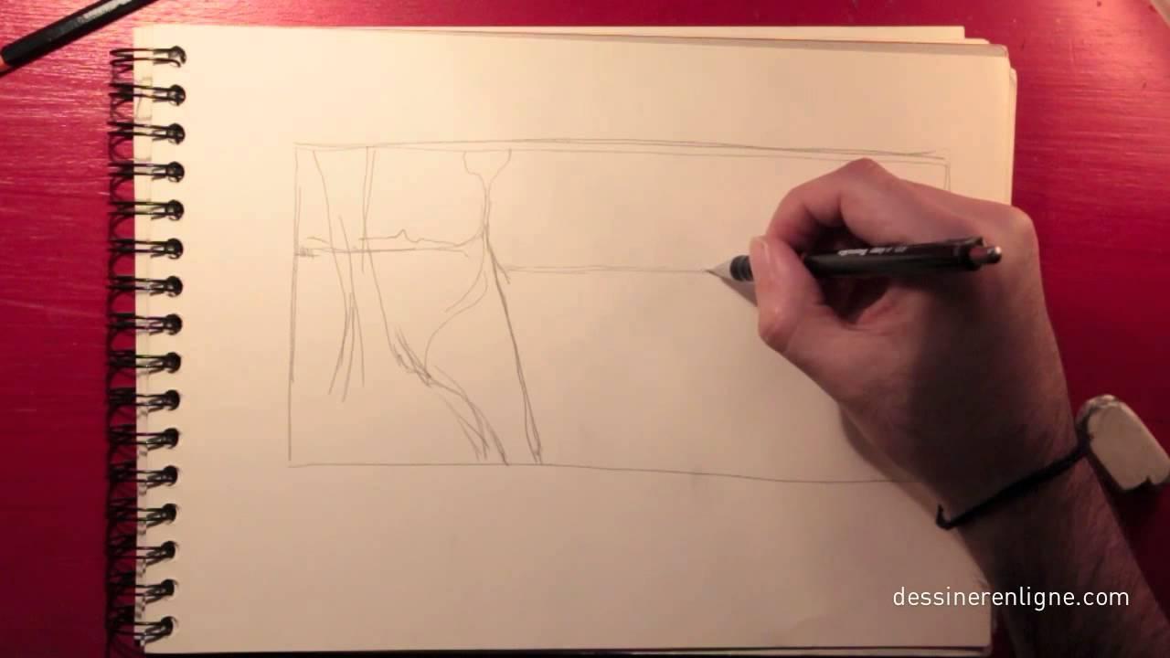 donnez de la profondeur à vos paysages dessinerenligne com youtube