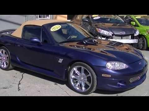 mazda mx 5 miata 2002 convertible garage daniel lessard vendu sold youtube. Black Bedroom Furniture Sets. Home Design Ideas