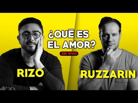 ¿QUÉ ES EL AMOR? | Diego Ruzzarin y Rizo