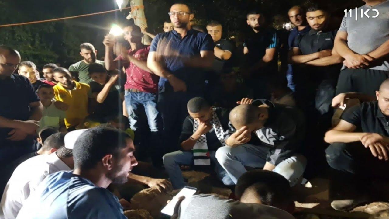 """""""בדם נפדה את השהיד"""": נקבר החשוד בניסיון דקירת שוטר בירושלים"""