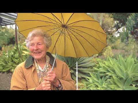 Ruth Bancroft On Importance of Persistence in Gardening
