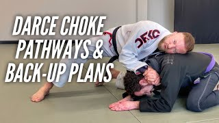 All About the Darce Choke - Pathways & Back-Up Plans