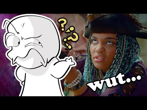 Descendants 2 doesn't make any sense...