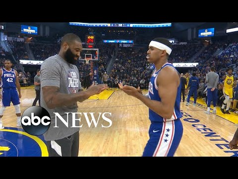 The coronavirus' impact on the sports world | ABC News