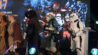 A day at the KL Scifi Con 2017