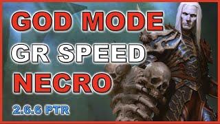 God Mode GR Necro (2.6.6 PTR Season 18)