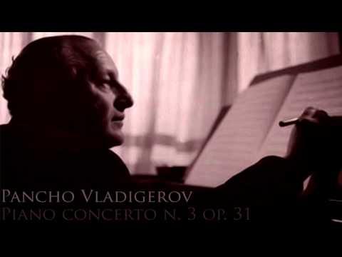 Pancho Vladigerov - Piano Concerto N. 3 - Bulgarian Classics