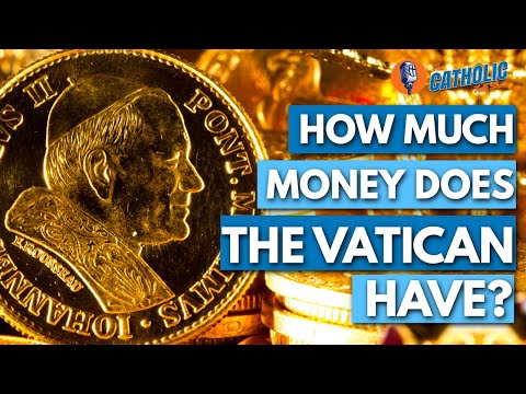 Episode 23: How Much Money Does The Catholic Church Actually Have? | The Catholic Talk Show