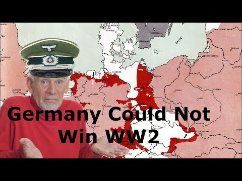Germany Could Not Win WW2