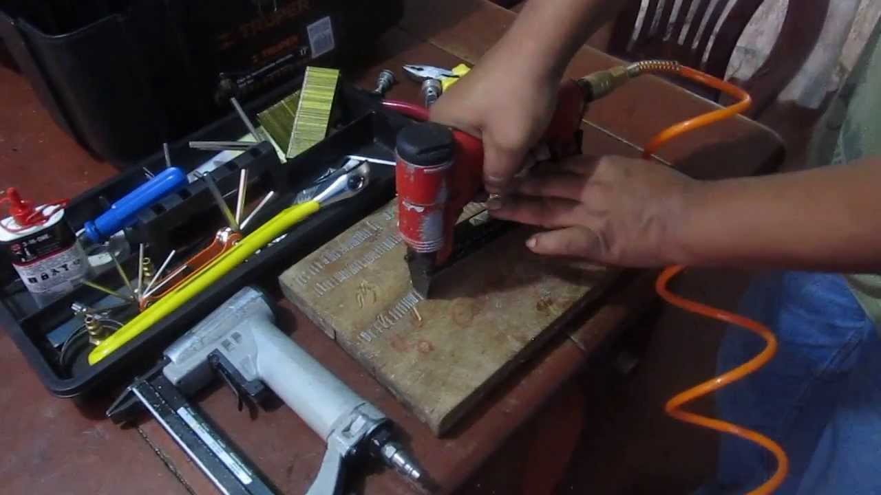 Engrapadoras clavadoras mantenimiento repuestos CLAVOS GRAPAS en ...