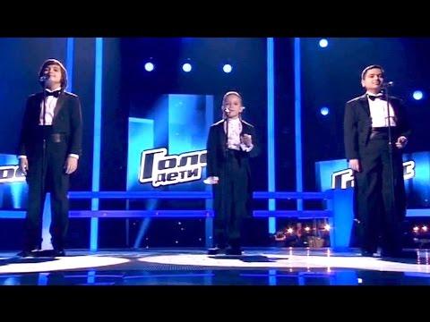 The Voice Kids Russia 2016 - L'elisir d'amore. The Elixir of Love Una furtiva lagrima. Boy Soprano