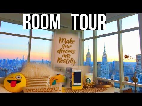 ROOM TOUR 2016 / New York City