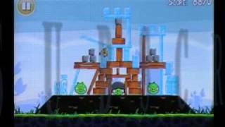 Iphone Angry Birds Game Review
