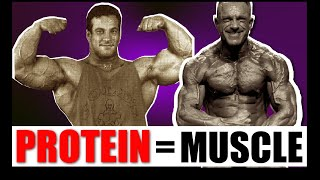 PROTEIN = MUSCLE, AI ON CRUISE, HIT vs VOLUME - DAVE KALICK - BSG PODCAST 98