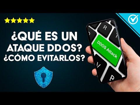 Qué es un Ataque DDoS, Cómo Funciona para Evitarlos y que Tipos Existen
